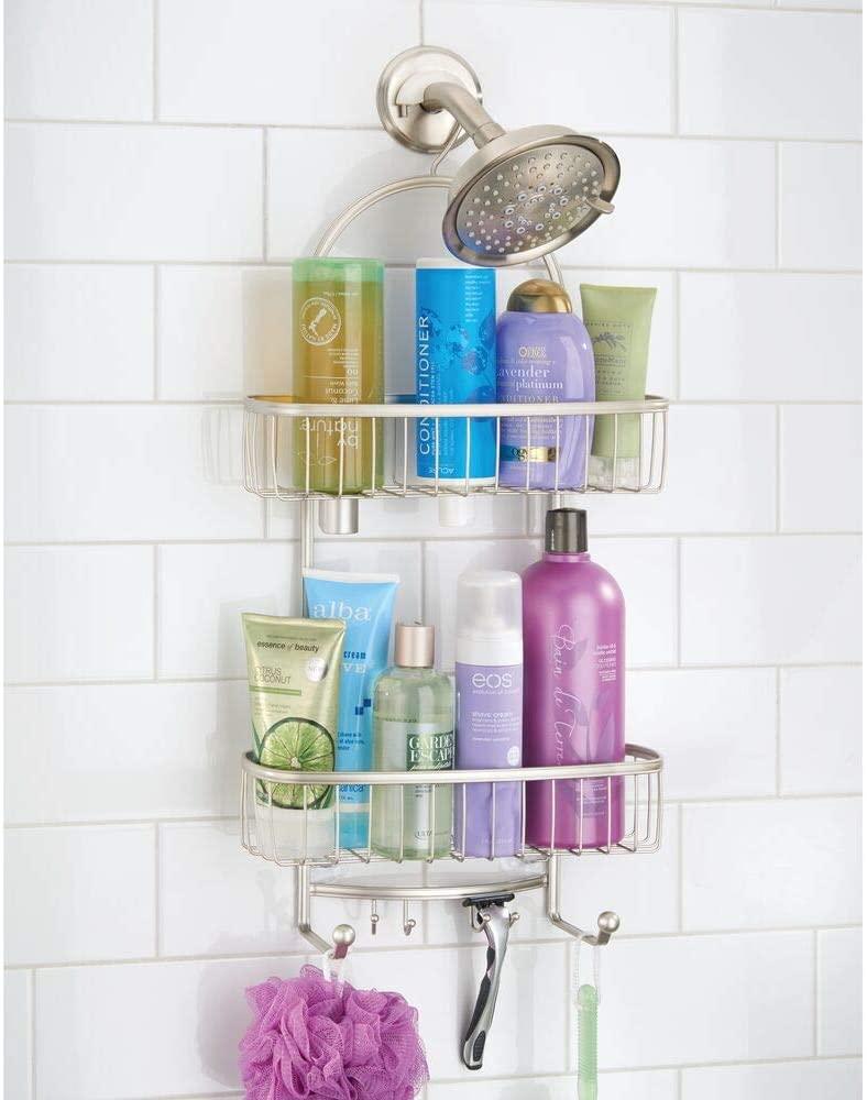 Bathroom storage shower caddy organizer
