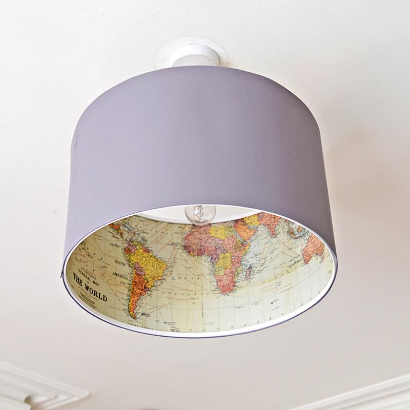 ikea lamp hack