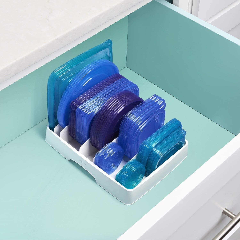 Kitchen-cabinet-organization-container-lids