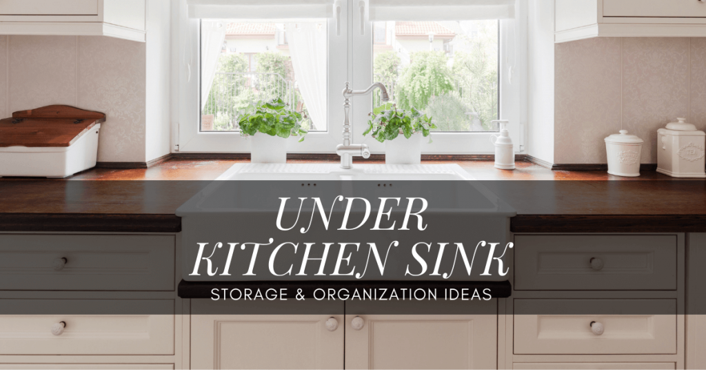 Under Kitchen Sink Feature Image