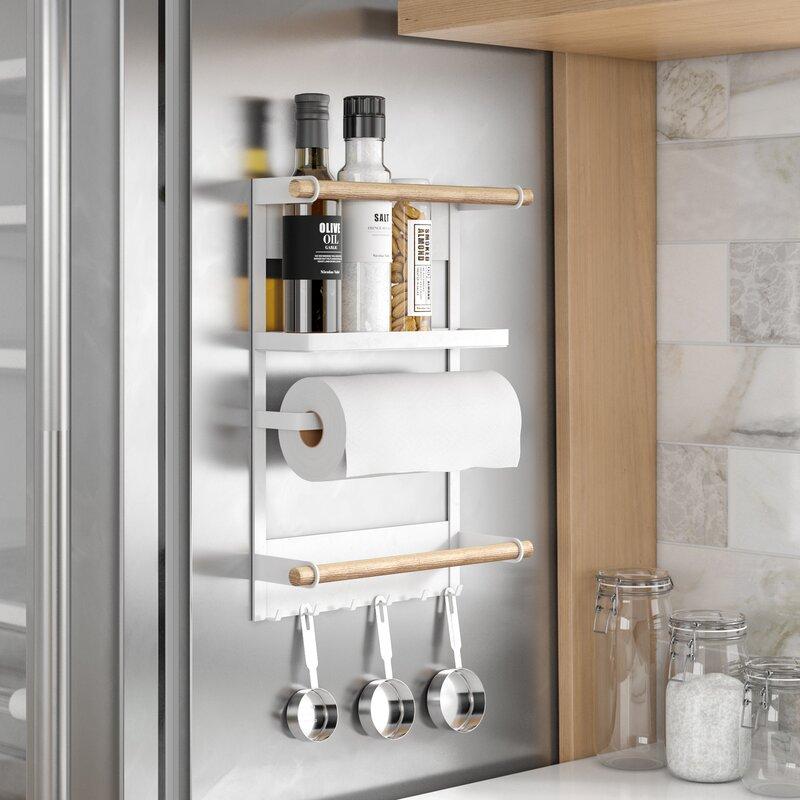 kitchen-cabinet-organization-ideas-magnetic-storage-holder