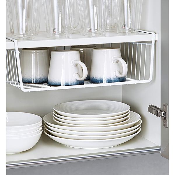 kitchen-cabinet-organizer-undershelf-basket