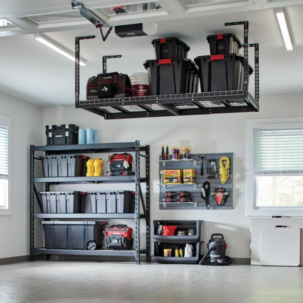 Ceiling-storage-rack