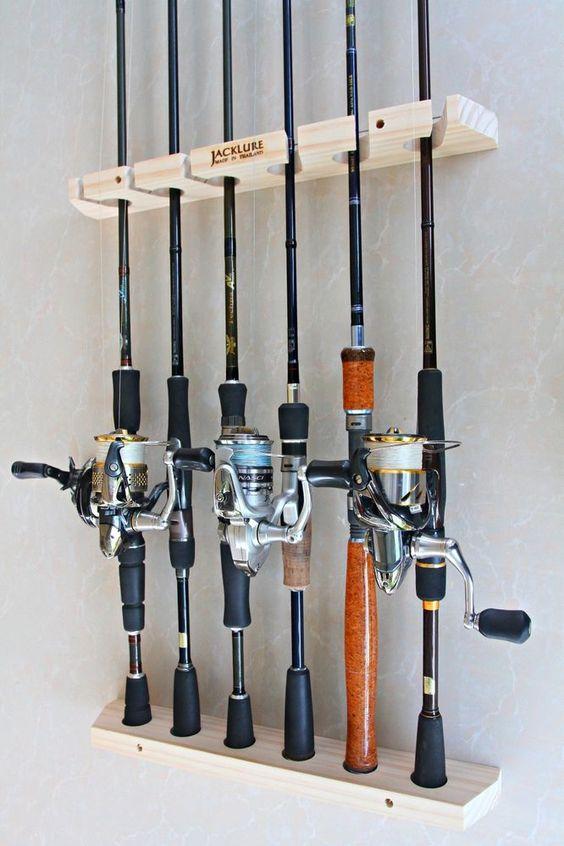 Fishing-rod-rack-for-garages