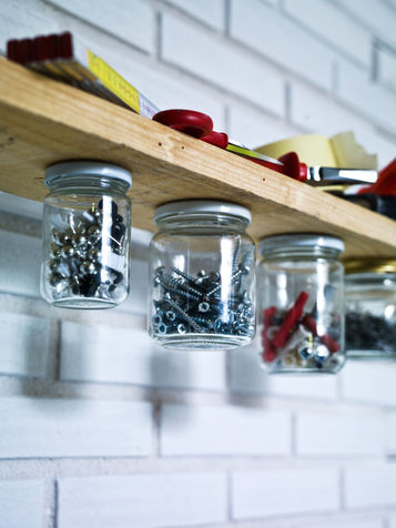 Glass-jars-for-nail-storage