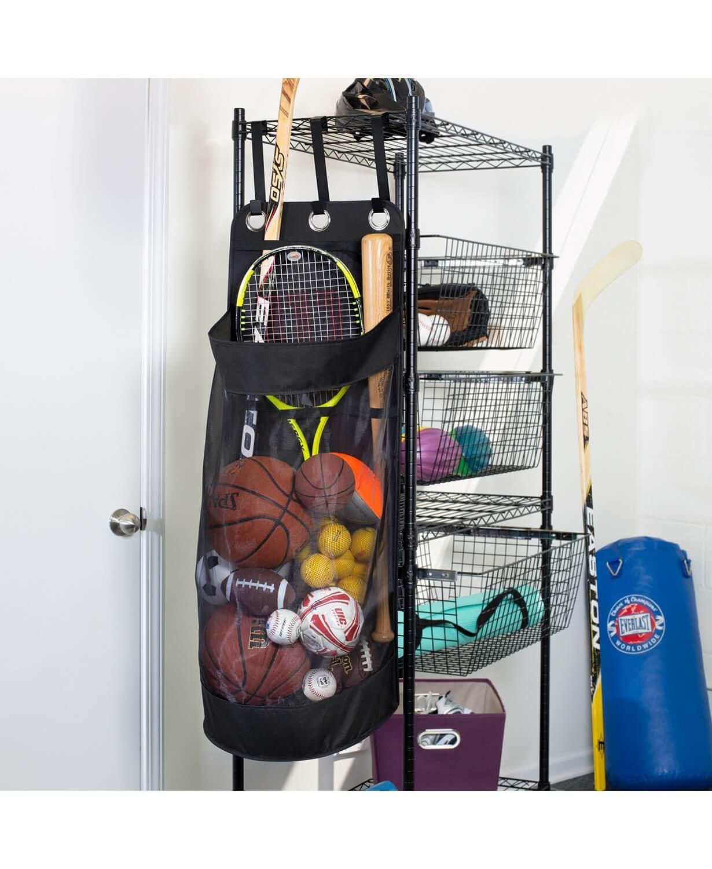 Over-the-door-equipment-bag