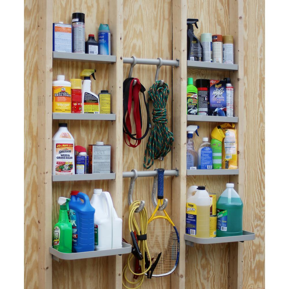 Shelves-between-studs