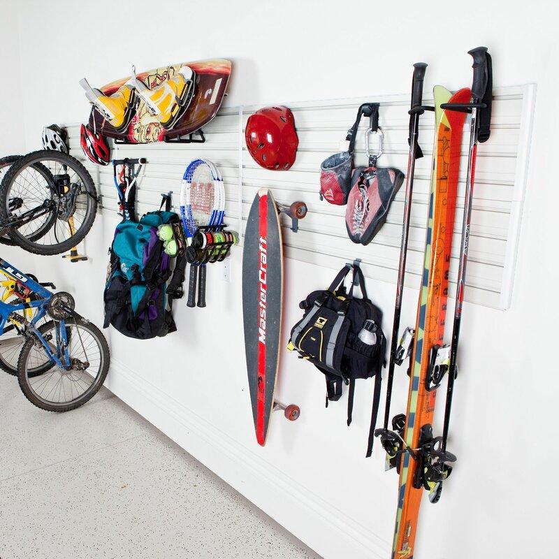 Garage-wall-storage